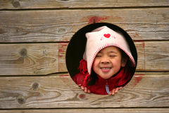 утеха детей Стоковое фото RF