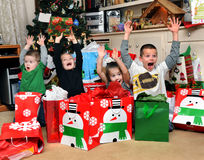 Утеха рождества Стоковые Изображения RF