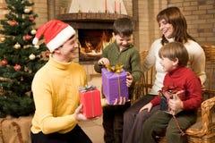 утеха рождества Стоковые Изображения