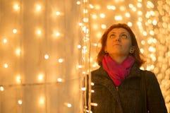 Утеха светов рождества Стоковая Фотография RF