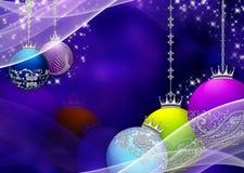 Утеха Christmas-3 Стоковое Изображение RF