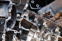 утиль литейного металла alumnium 2 Стоковое фото RF