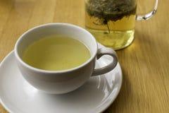 Утихомиривая чай стоцвета Стоковая Фотография RF