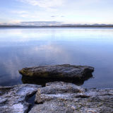 утихомирите воды Стоковое Изображение RF