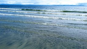 утихомирите воды Стоковые Фото
