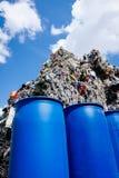 Утилизация отходов - изображение запаса Стоковые Фото