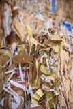 Утилизация отходов - изображение запаса Стоковая Фотография