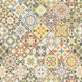 Утили квадрата в восточном стиле Стоковые Изображения