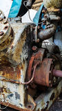 утиль металла Стоковые Фотографии RF