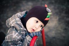 утомлянный малыш Стоковые Фотографии RF