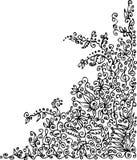 уточненная виньетка Стоковая Фотография RF