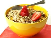 утро еды Стоковые Изображения