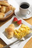 утро завтрака Стоковые Фото