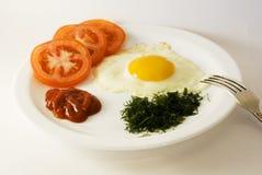 утро завтрака Стоковое Изображение