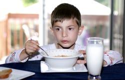 утро завтрака Стоковая Фотография