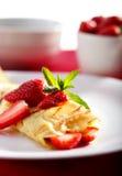 утро завтрака Стоковые Изображения RF