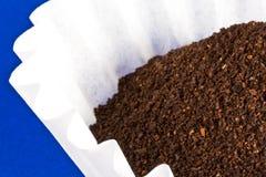 утро земель кофе Стоковое Изображение
