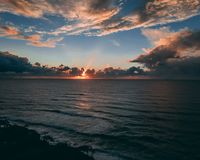 Утро земли стоковое фото rf