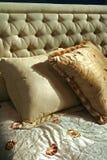 утро медового месяца кровати Стоковые Изображения RF