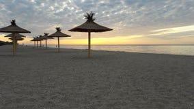 Утро на море Стоковые Изображения RF