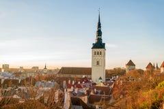Таллинн осень картинки