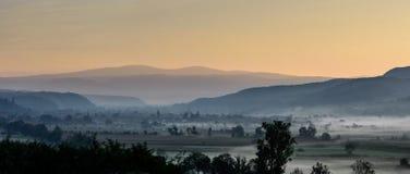 Утро осени стоковое изображение rf