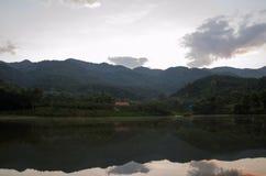 Утро резервуара Стоковая Фотография RF