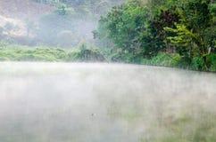 Утро резервуара Стоковое Изображение RF