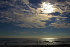 Утро рыболова Стоковое Фото