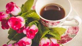 Утро совершенно для вашего любимого кофе, Стоковые Изображения RF