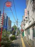 утро Япония Стоковые Изображения