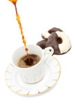 утро coffe Стоковое фото RF