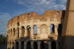 утро colisseum Стоковая Фотография