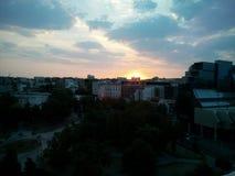 Утро Corlofulu Стоковое Фото