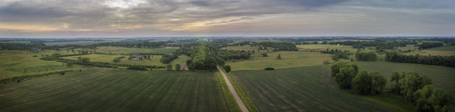 Утро Midwest Стоковые Изображения RF