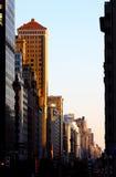 утро New York Стоковое Изображение RF