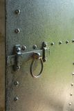 утюг двери Стоковое Фото