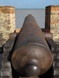 утюг карамболя старый Стоковое фото RF