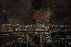 Утюг предпосылки Grunge старый ржавый стоковые фото