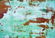 утюг ржавый Стоковая Фотография RF