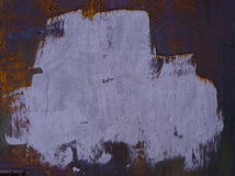 утюг строба старый Стоковое фото RF