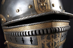 утюг шлема Стоковое Фото