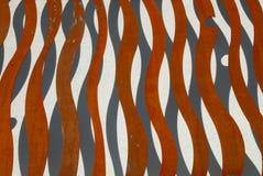 утюг 7 фасадов самомоднейший отсутствие волн Стоковая Фотография RF