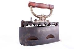 утюживя старый инструмент Стоковая Фотография RF