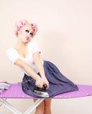 утюживя юбка Стоковое фото RF