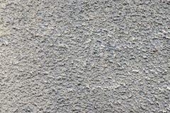 Ухабистая стена цемента текстуры пакостного серого цвета Стоковое фото RF