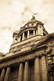 ухаживает уголовный london Великобританию Стоковая Фотография