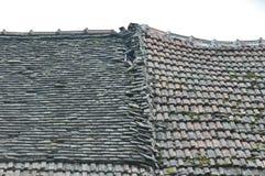 Ухудшенная крыша стоковые изображения