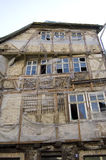 ухудшенное здание Стоковое фото RF