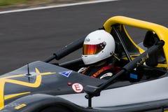 участвовать в гонке водителя Стоковое фото RF